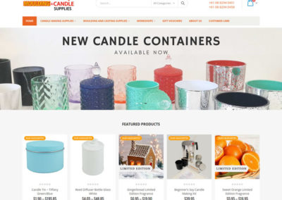 Adelaide Moulding Candle Supplies